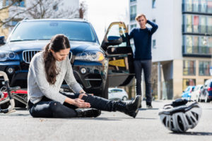 What Should You do if You are Injured in a Bicycle Accident Caused by a Negligent Driver